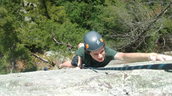 Adventures in Climbing