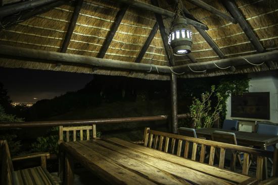 De Molen Guest House: Terras