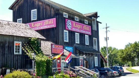 Frankenmuth Lager Mill