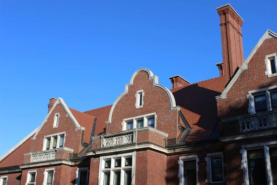 Glensheen, The Historic Congdon Estate: One of the gables of the mansion
