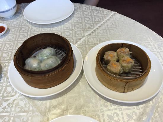 Happy Buddha : Amazing authentic Chinese food.  Amazing dim-sum! Please try bak choi shrimp dim sum.  And cla