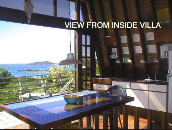 Harbour View Villas: View From Villa