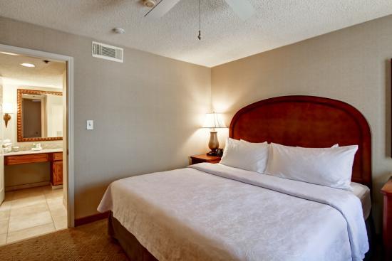 Homewood Suites by Hilton Dallas / Irving / Las Colinas: Bedroom - King Bed