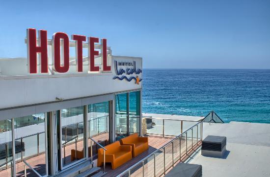 Hotel La Cala: VISTA DESDE ATICO