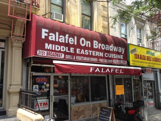 Falafel on broadway middle eastern restaurant 3151 for Anoush middle eastern cuisine north york