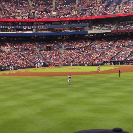 Pictures Of Turner Field 104