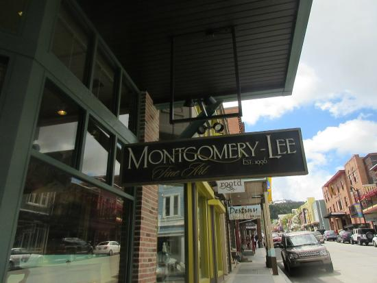 Montgomery-Lee Fine Art Gallery