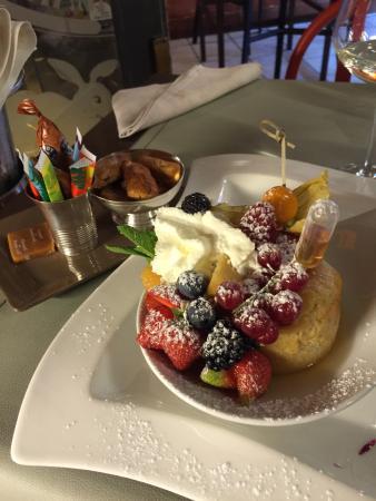Al Tres : Un repas digne de l'adresse et de superbes desserts à découvrir merci pour ce moment !
