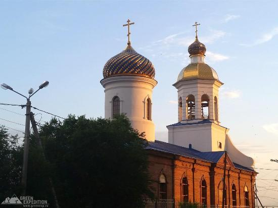 ‪Temple of the Tabynsk Icon of Mother of God‬