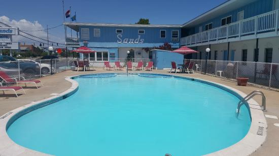 Sands Motel: Pool