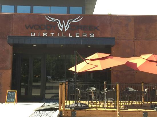 Woody Creek Distillery