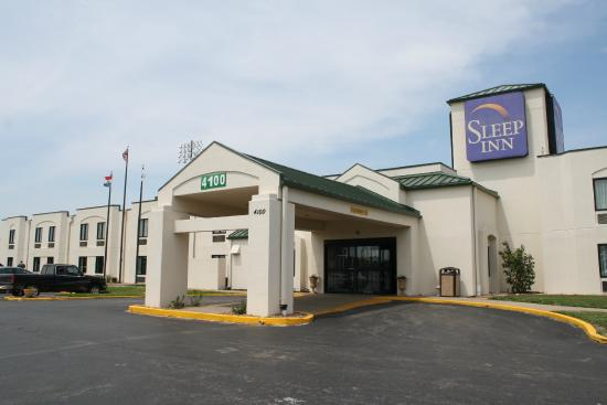 Sleep Inn : External view