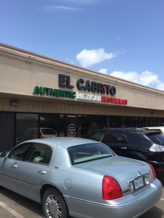 El Cabrito Mexican Restaurant