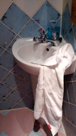Osborne Hotel: El mini lavabo