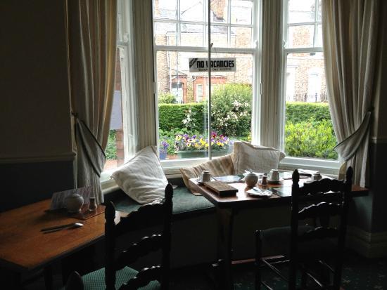 Heworth Guest House - Breakfast Room
