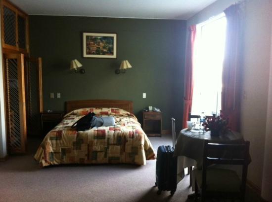San Jeronimo Cusco : habitación suite