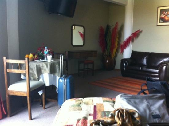San Jeronimo Cusco : habitación suite vista 2