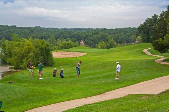 Holiday Inn Club Vacations Timber Creek Resort : Silverleaf Resorts in Missouri - Timber Creek Resort - Golf