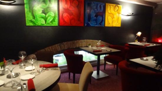 Restaurant le 59: SALLE