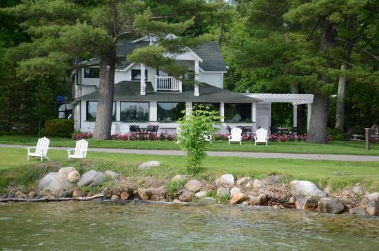 amazing food views of walloon lake for a special evening picture rh tripadvisor com