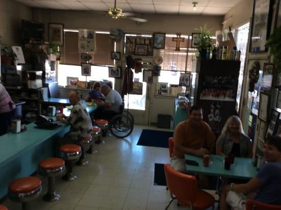Inside Picture Of H H Car Wash And Coffee Shop El Paso Tripadvisor