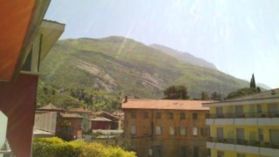 Hotel Garnì Corallo : Blick aus Balkon