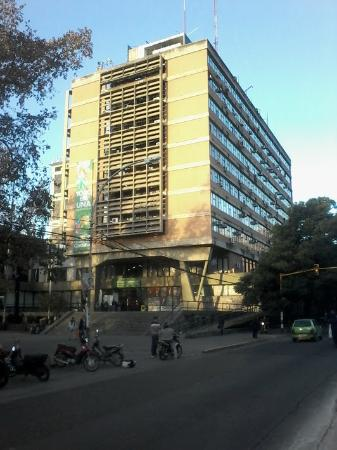Palacio 6 de Julio Municipalidad de Cordoba