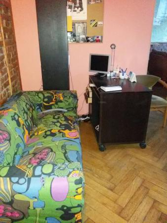 Randhouse Bed & Breakfast Sennaya : Гостиница Рандхаус B&B Сенная