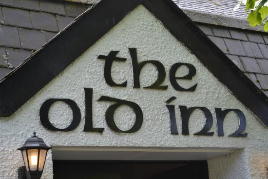 The Old Inn: restaurante