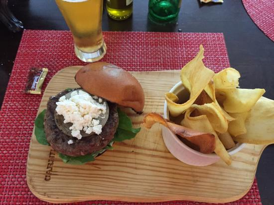 Carne & Co.: Lamb Lamb Burger!!