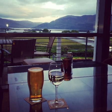 Aghadoe Heights Hotel & Spa : If Carlsberg did views!