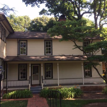 Maple Grove: Original house of the Shuford