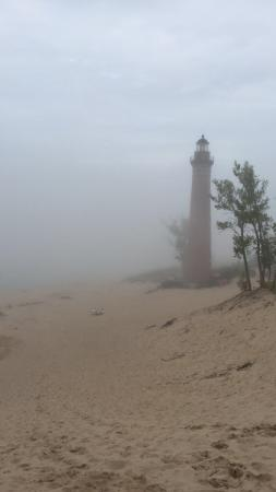 Little Sable Point Lighthouse Photo
