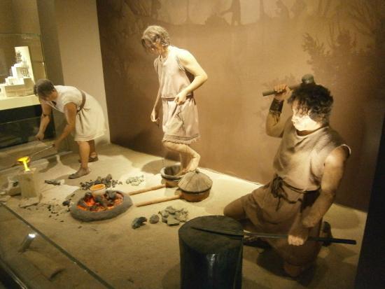 Escena del paleolítico - Picture of Ataturk & Ethnography ...