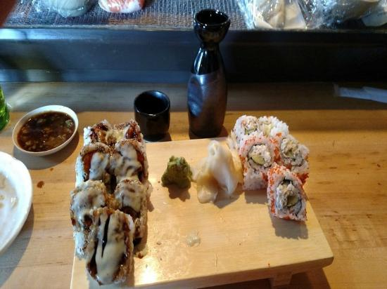 Ichikawa Japanese Cuisine: Bin Cho Ten and the Dungennes Crab