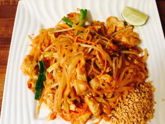 Anchor Bay, Kalifornien: Pad Thai