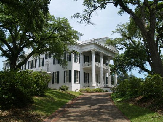 Natchez, MS: Main house
