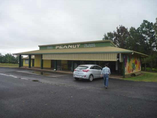 Tolga, Australië: The Peanut Place