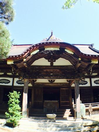 Zuiho Temple: 本堂