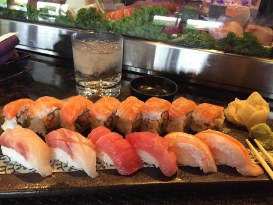 Ajisai japanese fusion raleigh restaurant reviews for Ajisai japanese cuisine