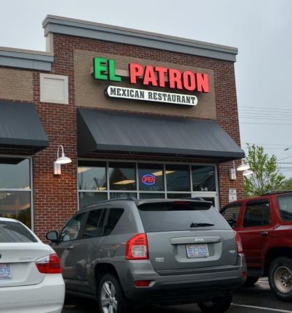 Very Good Mexican Food Review Of El Patron Restaurant Gastonia Nc Tripadvisor