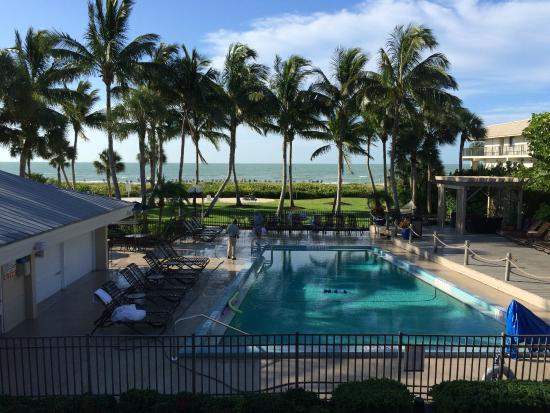 Sanibel Island Hotels: Pool & Gulf View From Room
