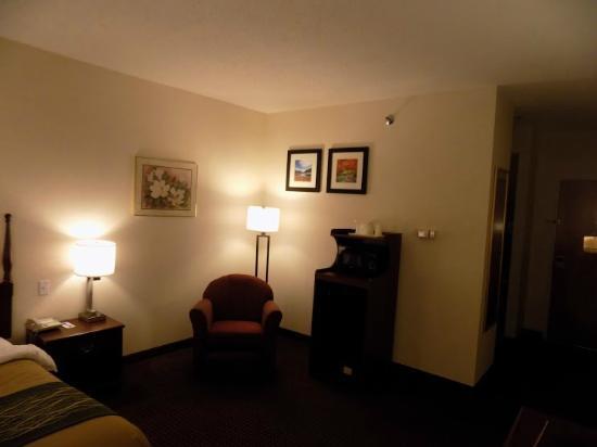 Comfort Inn: King Bed Room
