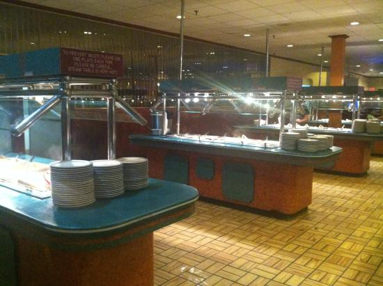 Lovely Four Of The Six Full Length Buffets Available At Mandarin House