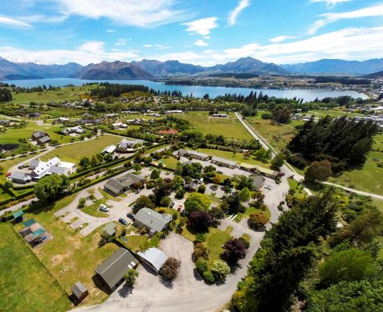 ‪Wanaka Kiwi Holiday Park & Motels‬