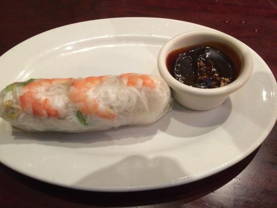Saigon Cafe: Involtino Vietnamita (erano due :-))