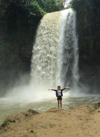"Lake Sebu Seven Falls Zipline : Biggest falls of ""Seven Falls"""