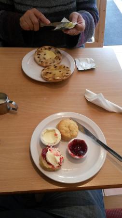 Sails Cafe: nice
