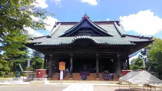 Toshoji Temple (Sogo Reido): 宗吾霊堂 大本堂