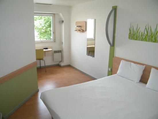 chambre double - Picture of Ibis Budget Vienne Sud, Vienne - TripAdvisor